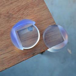 combo miếng bịt góc bàn bằng nhựa silicon, chặn cửa, bịt ổ điện