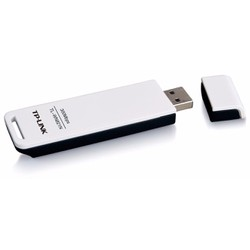 Bộ chuyển đổi USB chuẩn N không dây tốc độ 300Mbps TP-LIN TL-WN821N