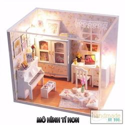 Mô hình DIY Living Room