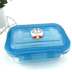 Hộp đựng đồ ăn Doraemon 370ml KT111