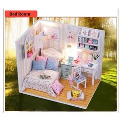 Mô hình DIY Bed Room
