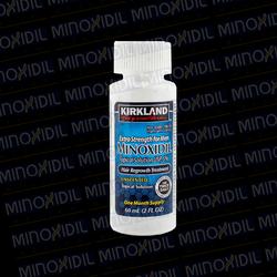 Thuốc mọc Tóc râu USA Minoxidil 5 Kirkland -1 Chai - FDA Phê duyệt