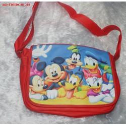 Túi đeo đi học đi chơi Mickey đáng iu ngộ nghĩnh TDHDC40