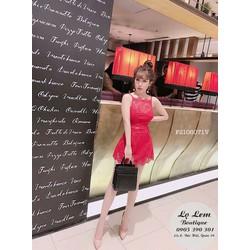Set áo croptop 2 dây chân váy quần  - MS: S210618 Gs: 170K