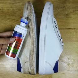 Nước lau giày dr clean