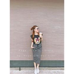 Sét áo + váy siêu đẹp
