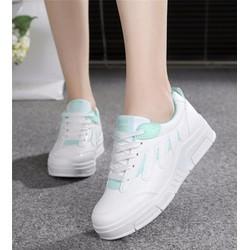 giày sneaker nữ phối màu Mã: GC0178 - XANH LÁ