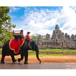 Tour Siem Reap  Angko Wat  Phnom Penh 4N3Đ  Giá sốc mùa hè