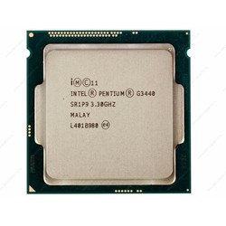 Intel Pentium Processor G3440 3.30 GHz, 3MB Cache tray