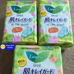 Băng vệ sinh ngày Laurier Nhật Bản