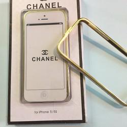 Ốp viền đính đá Iphone 5 5s