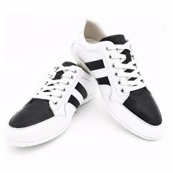 Giày thể thao nam hàng hiệu pierre cardin B062-WHITE