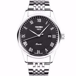 Đồng hồ nam chính hãng SKmei 9058 dây kim loại