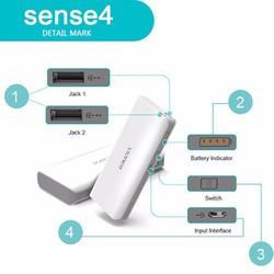 Pin sạc dự phòng ROMOSS Sense 4 10400mhA chính hãng