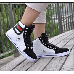Giày Thể Thao Cổ Cao Hàn Quốc - 4053