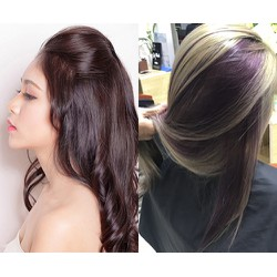 Trọn gói Cắt Gội Sấy tạo kiểu cho Nữ tại Salon tóc Nhật Long