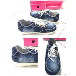 Giày bata jean