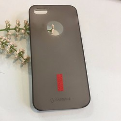Ốp lưng Iphone 5 5s silicon hiệu soft jacket