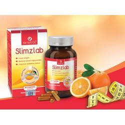 Thực phẩm chức năng giảm cân Slimzlab 60 viên