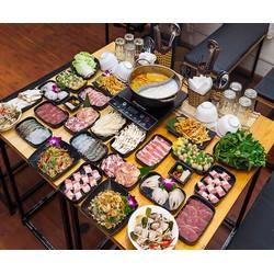 Buffet Lẩu Thái Và Hải Sản VIP Ăn Thả Ga Tại Nhà Hàng Bếp Thái Rama