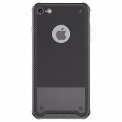 Ốp lưng Silicon cao cấp chống va đập Baseus dành cho Iphone 7 Đen
