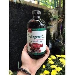 Nước uống đẹp da Collagen C NeoCell Chiết xuất từ quả lựu