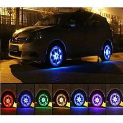 Đèn trục bánh xe ô tô