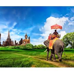 Tour Hà Nội  Bangkok  Pattaya  Hà Nội 5N4Đ