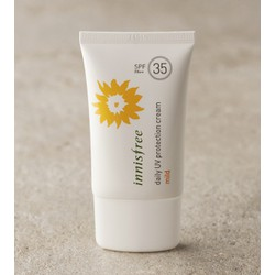 Kem chống nắng INF MILD daily UV protection cream SPF35