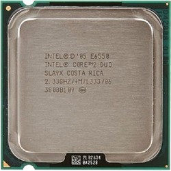 Intel Core2 Duo Desktop E6550
