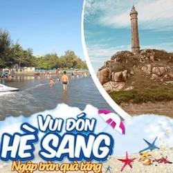 Tour du lịch hè Phan Thiết - Mũi Né 2N1Đ