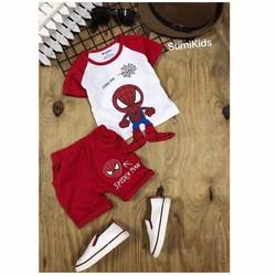 Bộ người nhện bé trai siêu cute NX1055