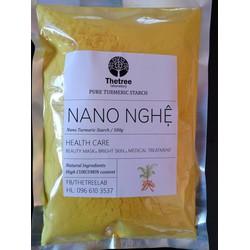 Tinh bột nghệ nano 500gr