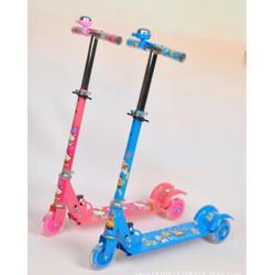 Xe trượt scooter dành cho trẻ em -AL hồng