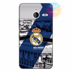 Ốp lưng Nokia Lumia 640 XL in hình CLB Real Madrid