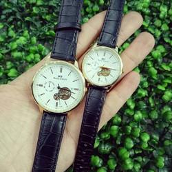 Đồng hồ nữ MY giả lộ máy