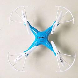Máy bay điều khiển từ xa 4 cánh Flycam X5C