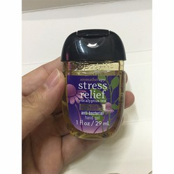 Gel Rửa Tay Khô USA Bath And Bodyworks Stress Relief Eucalyptus Tea