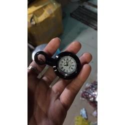 Đồng hồ gắn kiếng chiếu hậu xe máy