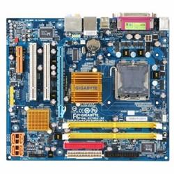 Mainboard-- G31 GIGAbyte---box - DDR2
