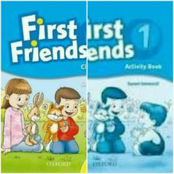 Bộ giáo trình First Friends 1