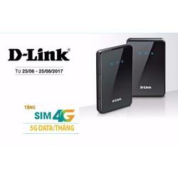 Combo Sim 4G Viettel và thiết bị phát Wifi 4G D-Link DWR-932C