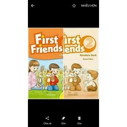Bộ giáo trình First Friends 2