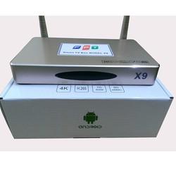 Smart tv fpt box X9-truyền hình internet