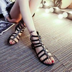 sandal chiến binh đính ngọc