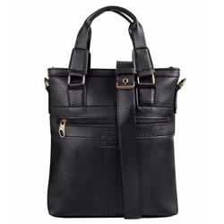 Túi xách đựng Ipad nam nữ CNT công sở màu đen