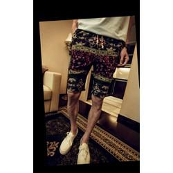 Quần Short đũi nam thời trang kiểu dáng năng động phong cách Hàn Quốc