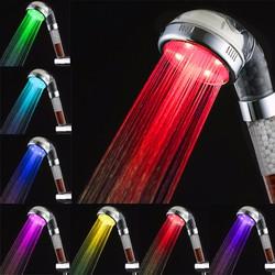 Vòi Sen Tăng Áp Công Nghệ Nano có Đèn LED Thay Đổi Liên Tục