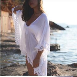 Áo choàng nữ đi biển cực đẹp cho các nàng