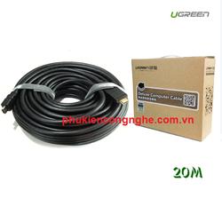 Dây cáp HDMI dài 20M chính hãng UGREEN 10112